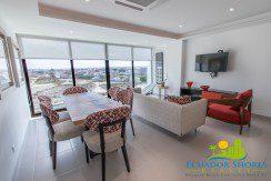 Poseidon Manta Ecuador condo for sale 2 bedroom real estate 3