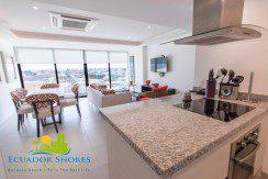 Poseidon Manta Ecuador condo for sale 2 bedroom real estate 2