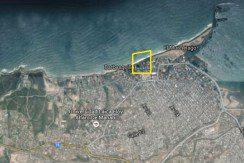 Manta beachfront city map