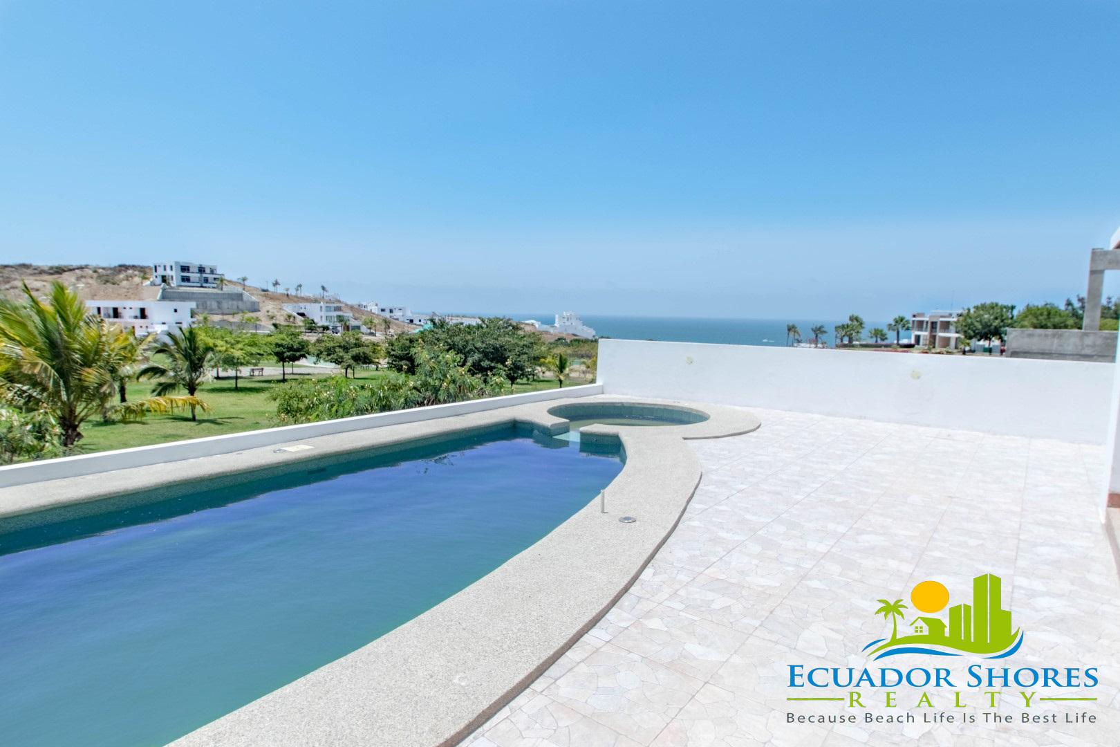 Pool home Manta Ecuador! New construction!