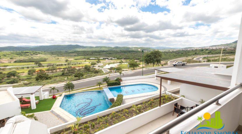 Montecristi Golf Club -  Zefiro Condos - Ecuador Shores Realty  Manta Ecuador 2