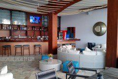 Poseidon Manta Ecuador pool area main bar 1