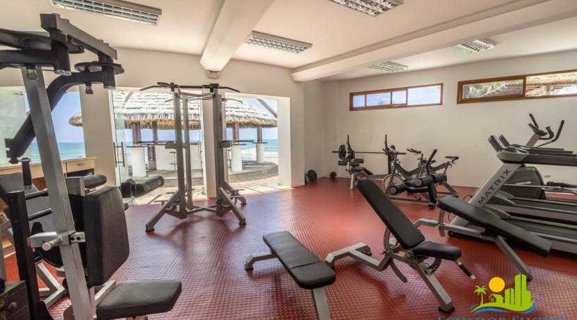 Ciudad Del Mar Gym Manta Ecuador with Ecuador Shores Realty 3