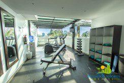 Poseidon gym Manta Ecuador condo for sale Ecuador Shores Realty 7
