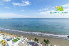 Manta Ecuador oceanfront condo for sale Ecuador Shores Realty Ciudad Del Mar 1