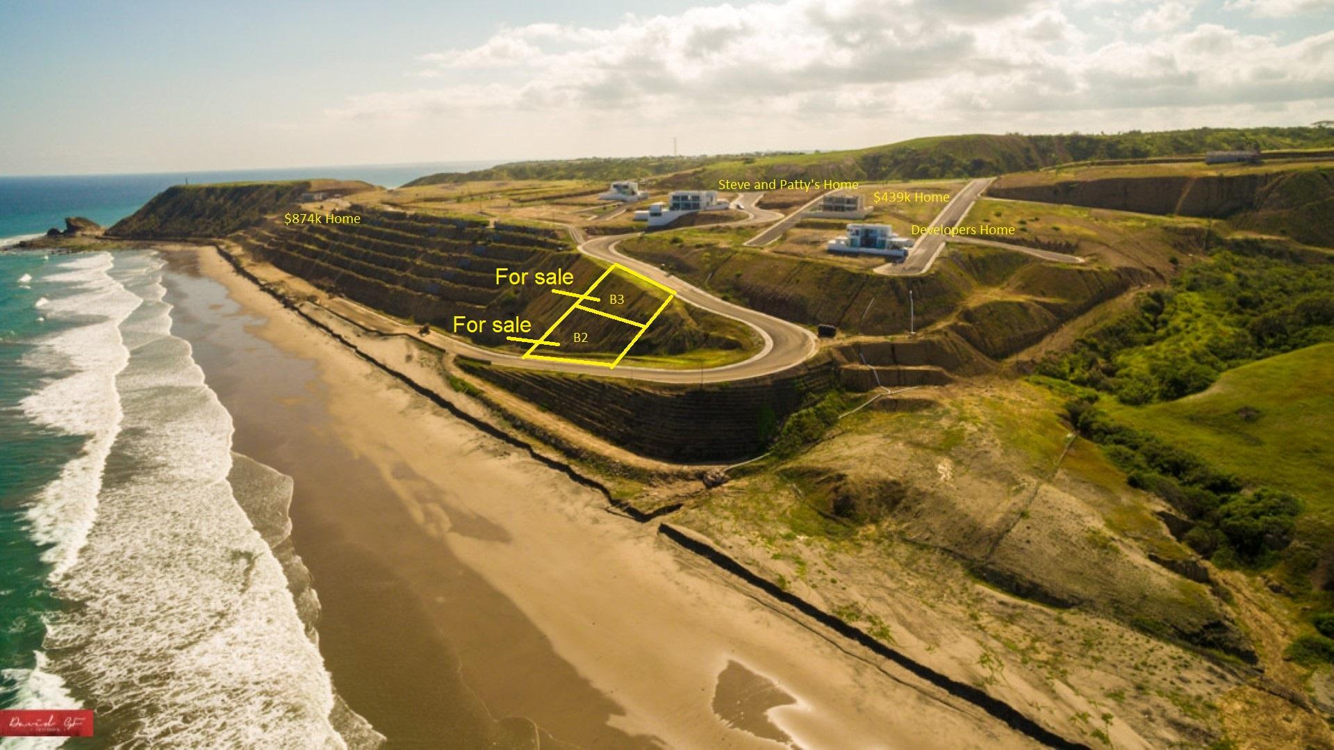 Beachfront Home For Sale In Ecuador