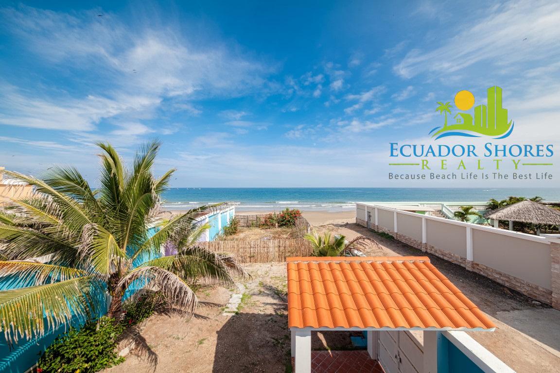 Crucita Beach Home