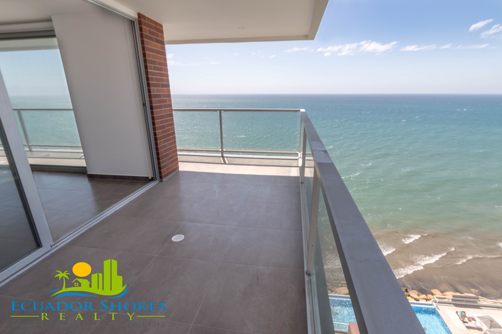 New Building! Ibiza 3 bedroom beachfront condo **VIDEO**