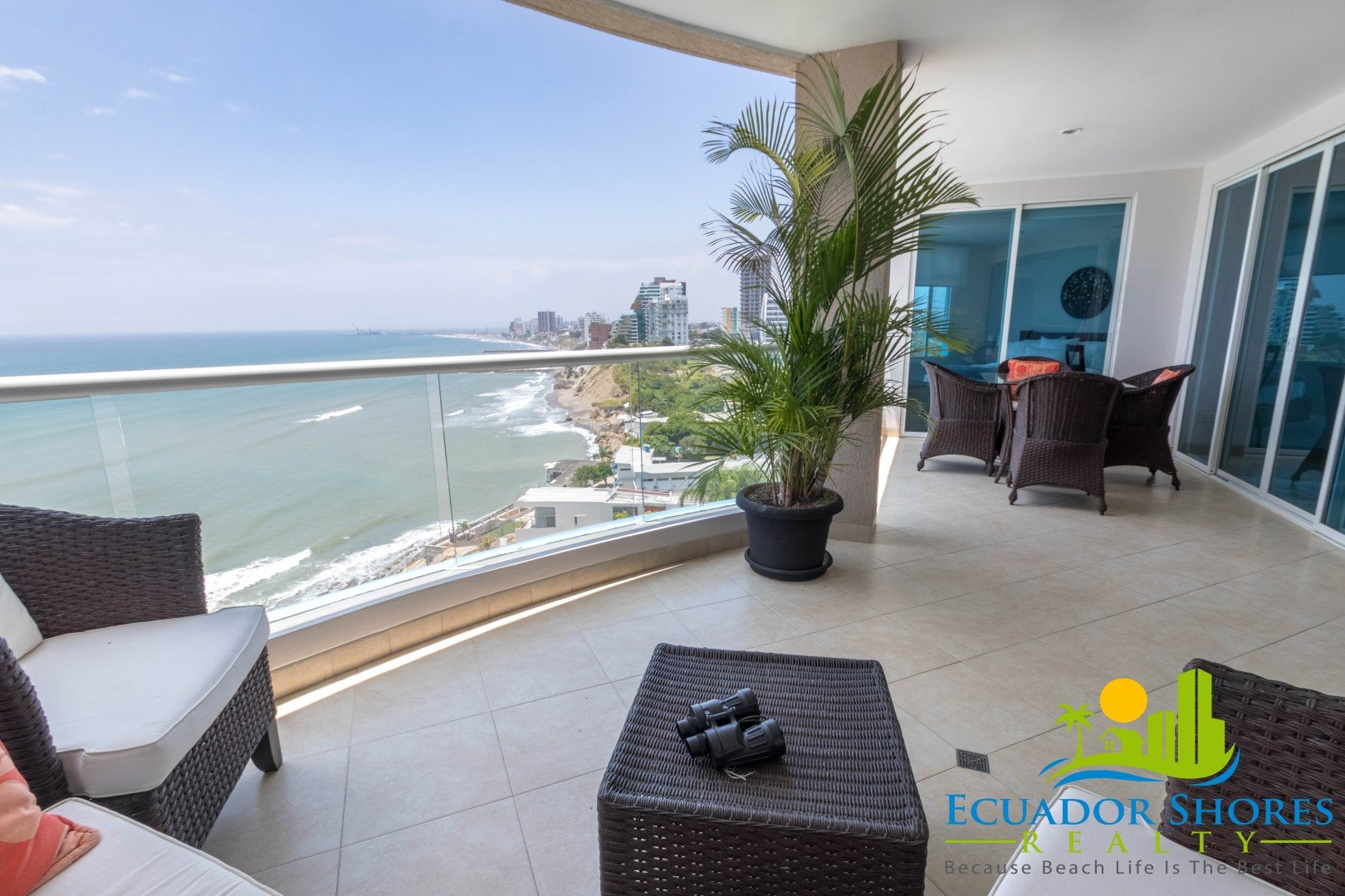 Exclusive beachfront luxury! Ecuador Real Estate