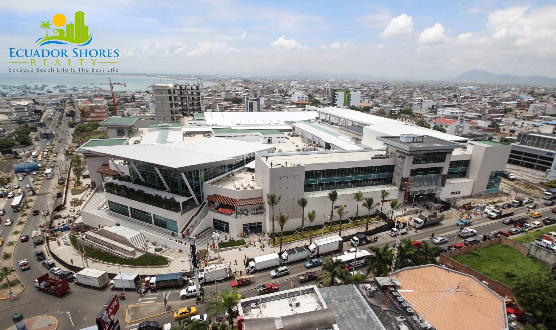 Mall Del Pacifico Manta Ecuador