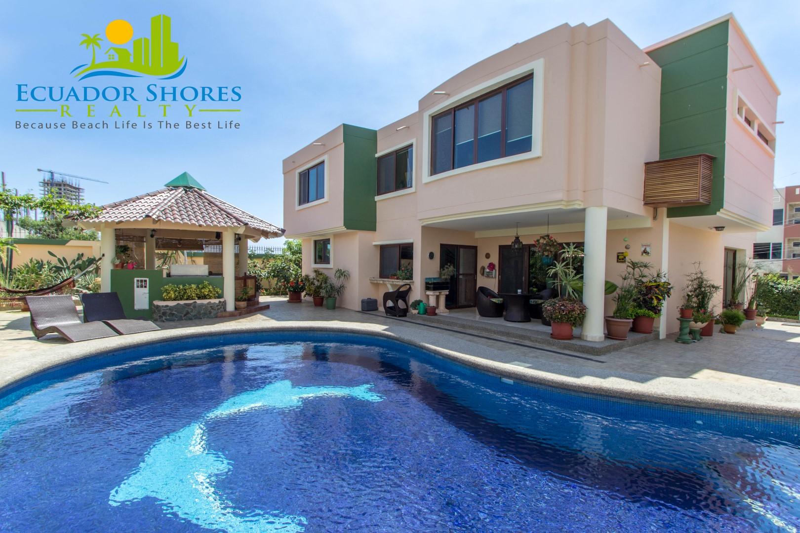 Custom Oasis Pool Home