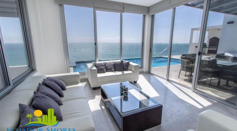 Ecuador beach home for sale Ecuador Shores Realty 103