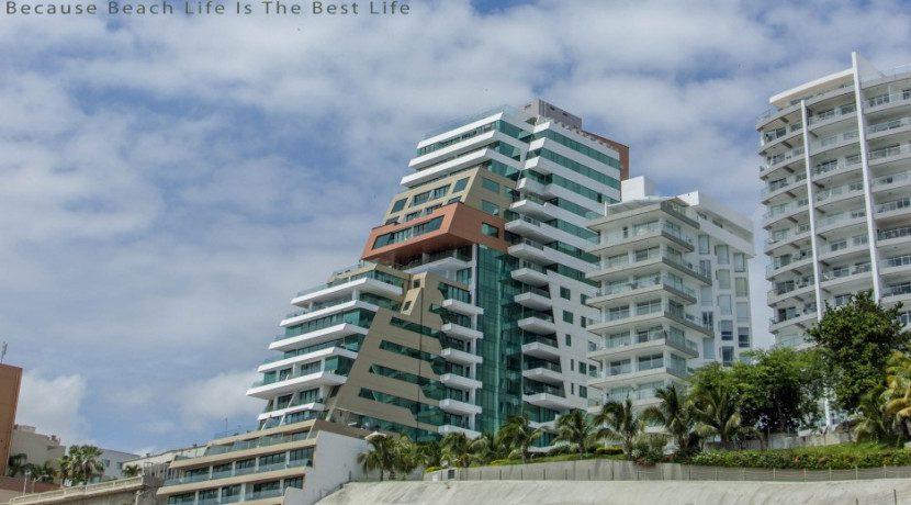 Poseidon hotel condominiums Manta Ecuador 1