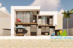 Ecuador custom beach home for sale - Ecuador Shores Realty - Ecuador Real Estate - 3