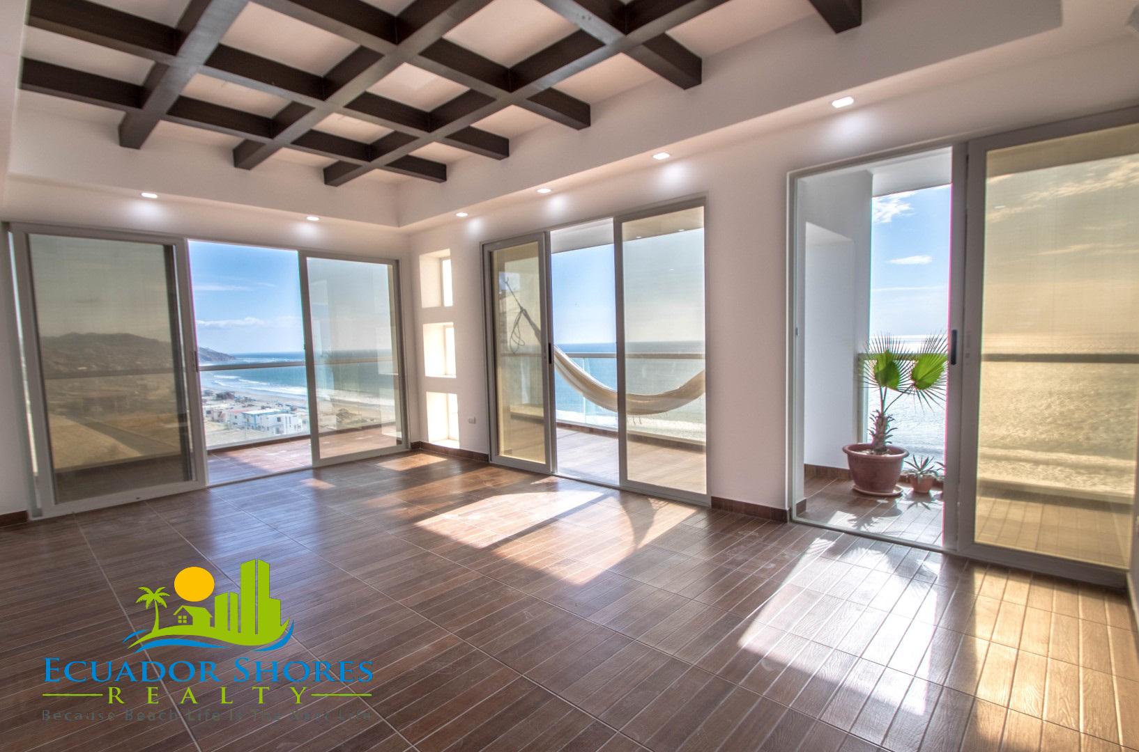 Brand New Beachfront Condos – Santa Marianita