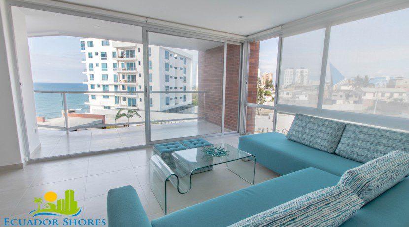 Ibiza condo building Manta Ecuador 3 Ecuador Shores Realty