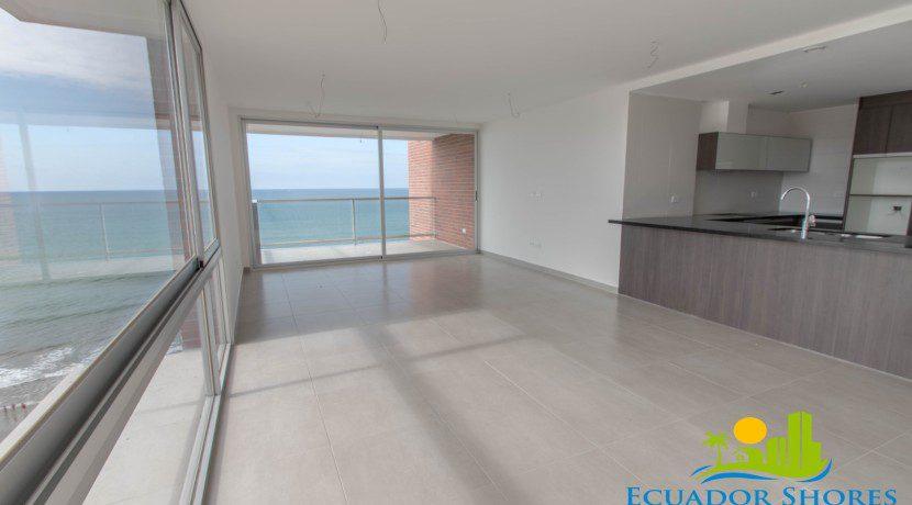 Ibiza condo building Manta Ecuador 4 Ecuador Shores Realty
