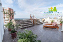 Manta Ecuador Arrecife condo 2 bedroom for sale 2