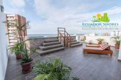 Manta Ecuador Arrecife condo 2 bedroom for sale 5