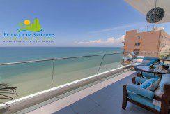 Poseidon condo Manta Ecuador $209k furnished Ecuador Shores Realty 2