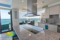 Poseidon condo Manta Ecuador $209k furnished Ecuador Shores Realty 3