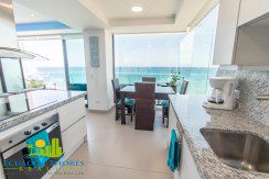 Poseidon condo Manta Ecuador $209k furnished Ecuador Shores Realty 5