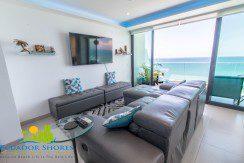 Poseidon condo Manta Ecuador $209k furnished Ecuador Shores Realty 4