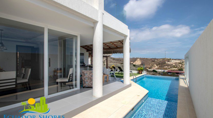 Custom beach home Manta Ecuador with Ecuador Shores Realty 10