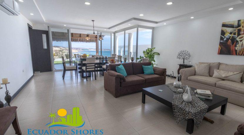 Custom beach home Manta Ecuador with Ecuador Shores Realty 5