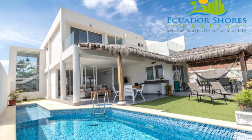 Custom beach home Manta Ecuador with Ecuador Shores Realty 4