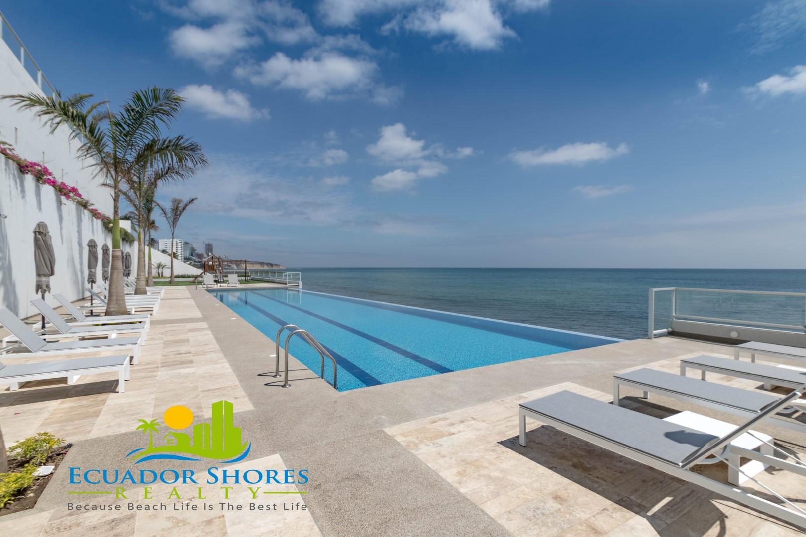 Ibiza condo Manta Ecuador 2 bedroom ocean/city/mountian views!!**VIDEO**