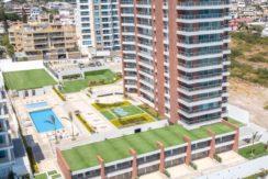 IBIZA Manta Ecuador condo beachfront building Ecuador Shores Realty 4