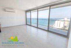 IBIZA Manta Ecuador condo beachfront building Ecuador Shores Realty 3