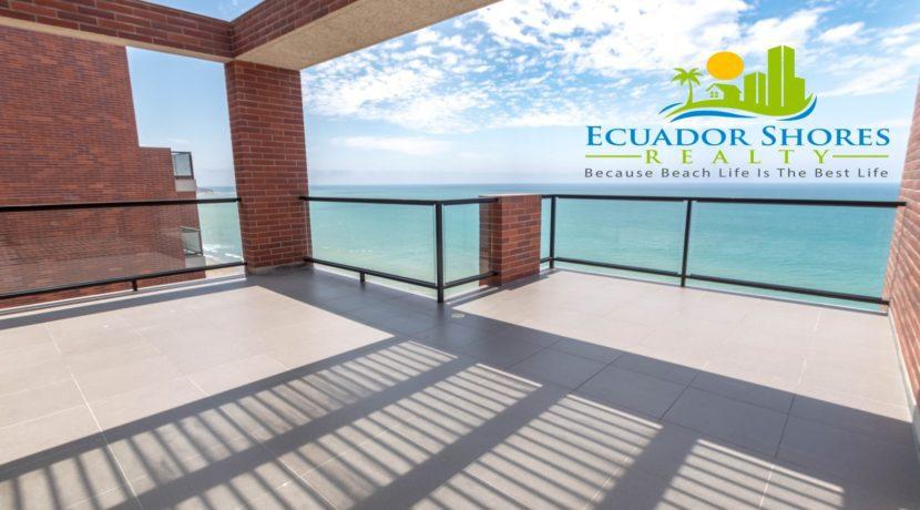San Marino Penthouse Manta Ecuador for sale Ecuador Shores Realty 1