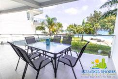Mykonos 2 bedroom furnished Manta Ecuador with Ecuador Shores Realty condo for sale 5