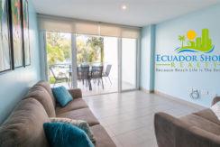 Mykonos 2 bedroom furnished Manta Ecuador with Ecuador Shores Realty condo for sale 2