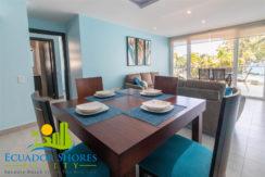 Mykonos 2 bedroom furnished Manta Ecuador with Ecuador Shores Realty condo for sale 1